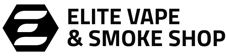 Elite Smoke Logo Black