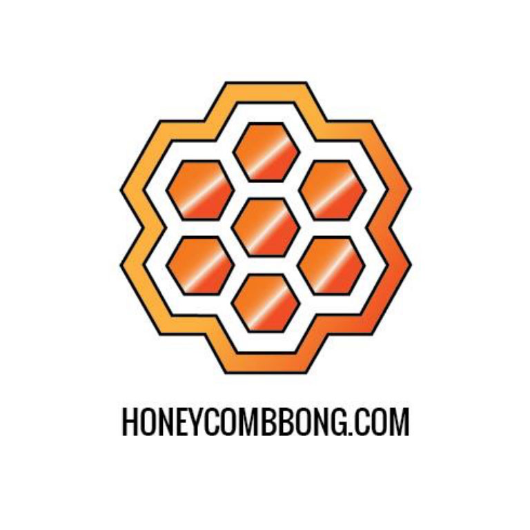 Elite Vape Pipes Honeycomb Bongs